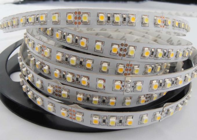 Vibration Proof Path 110V / 220v Flexible LED Strip Lights With 120 Degrees View Angle