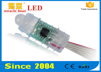 China Color Programming RGB Led Point Light 12mm 5v 12lm Energy Saving supplier