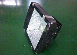 China High Powered 240V 100 Watt Outdoor LED Flood lights For Park 1000LM Ra95 supplier