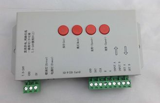 China Double Line Chip SD Card Controller RGB LED Controllers With Special - Shaped Handle supplier