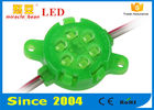 China UV Protection 6pcs SMD 2835 Green Led Pixel Light For Edge Lighting factory