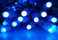 China Bullet Type 12MM Led Pixel , F8 DC05V RGB full Color LED Pxiel String Light factory
