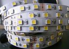 China High Brightness IP68 5050 RGB Flexible LED Strip Lights 12V For Home CE ROHS factory