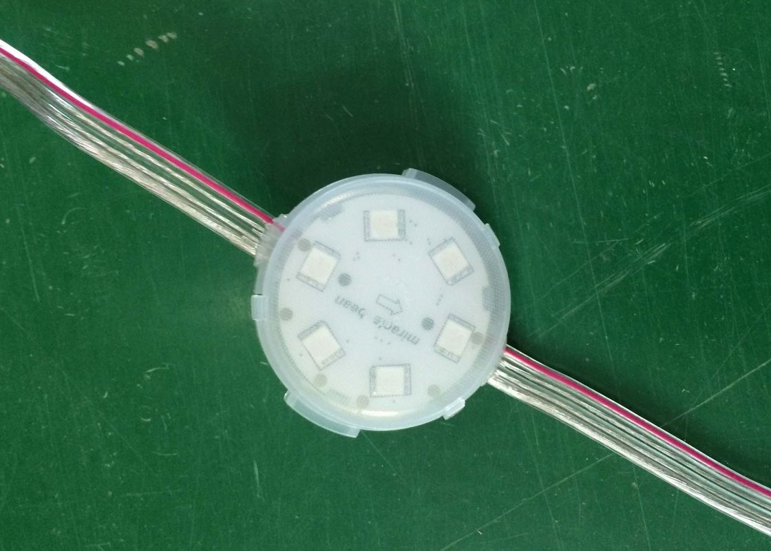 Rgb Led Controller Outdoor Rgb Led Pixel 24v For Stage
