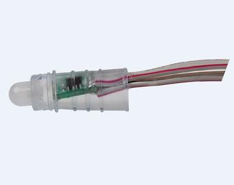 China Outdoor IP67 12MM Led Pixel , Epistar chips 5V rgb LED Pixel For Lighting distributor