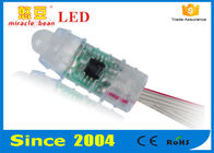 DC 5V Digital Rgb Led Pixel , 12mm Programmable Led Module Lights